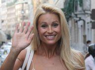 Michelle Hunziker : Le sourire toujours, merci à son amoureux Tomaso