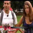Frédéric et Jessica dans Pékin Express - Le Passager Mystère le jeudi 28 juin 2012 sur M6