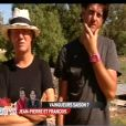 Jean-Pierre et François dans Pékin Express - Le Passager Mystère le jeudi 28 juin 2012 sur M6