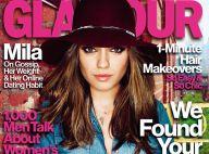 Mila Kunis : Fière de son poids, fan des sites de rencontres