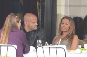 Mel B et son mari Stephen Belafonte : Virée parisienne en amoureux, la belle vie