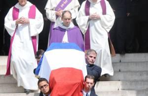 Obsèques d'Olivier Ferrand: Trierweiler, Royal, la gauche réunie dans le chagrin