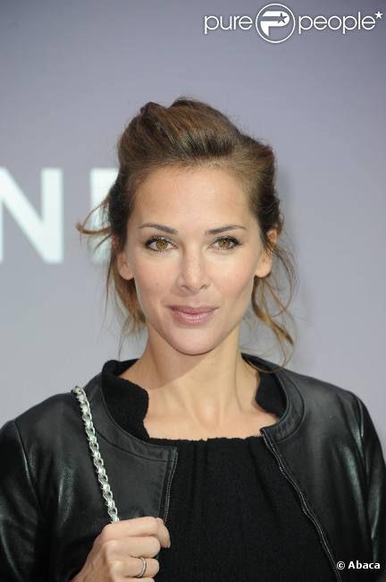 Melissa Theuriau le 6 mars 2012 à Paris