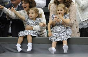 Wimbledon : Roger Federer triomphe sous les yeux de ses adorables jumelles