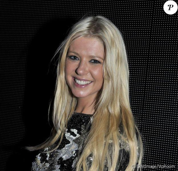 Tara Reid lors d'une soirée au Vip Room de Saint-Tropez le weekend du 7 et 8 juillet 2012