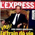 """""""L'Express du 11 juillet 2012"""""""