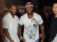 50 Cent: Anniversaire parisien avec Ayem et Nabilla des Anges de la télé-réalité