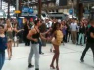 Shy'm : Son incroyable flashmob avec Maxime à la gare de Lyon !