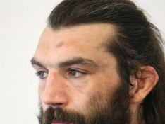 PHOTO : Sébastien Chabal, top romantique... ça change !