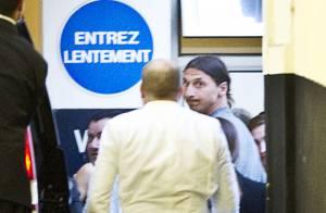 Zlatan Ibrahimovic en brassière   La star du PSG sensuelle pour son ... 8c925809079
