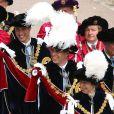 La famille royale britannique au grand complet