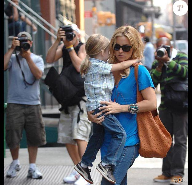 Kate Hudson et son fils Ryder