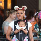 Mel B avec ses enfants au Royaume enchanté avant de retrouver les Spice Girls
