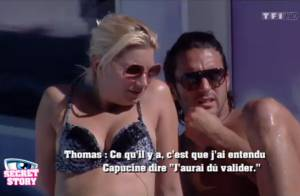 Secret Story 6 : Le secret de Thomas et Nadège trouvé par Audrey !