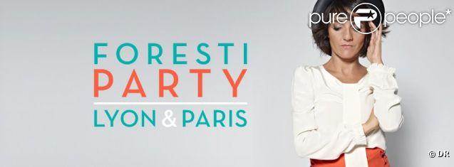 Florence Foresti, à Lyon et Paris pour une Foresti Party exceptionnelle