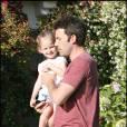 Ben Affleck et Violet