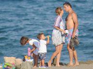 Louis de Bourbon : Vacances idylliques en famille à Cadix, les jumeaux adorent !