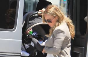 Hilary Duff : Elle change de vie pour offrir le meilleur à son petit Luca
