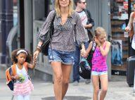 Heidi Klum : La maman poule a enfin retrouvé son look au top
