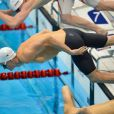 Yannick Agnel est devenu lundi 30 juillet 2012 champion olympique du 200m nage libre, lors des Jeux olympiques de Londres. A tout juste 20 ans, la manière, éclatante, l'impose déjà comme un roi de la natation pour les années à venir.