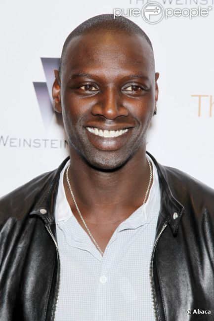 Omar Sy, en avril 2012 à New York.