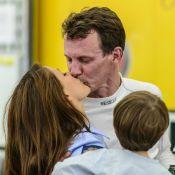 Princesse Marie : Des baisers pour Joachim, et des bolides pour Henrik, 3 ans
