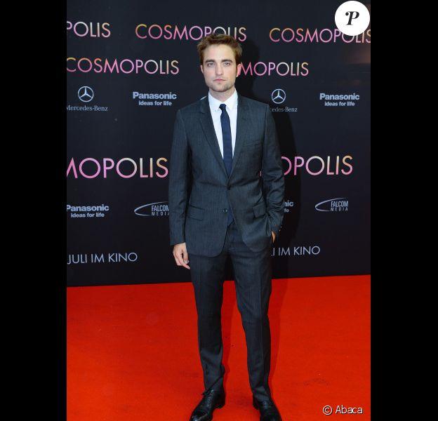 Robert Pattinson à Berlin le 31 mai 2012