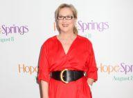 Meryl Streep : Sa blessure n'altère en rien son beau et chaleureux sourire