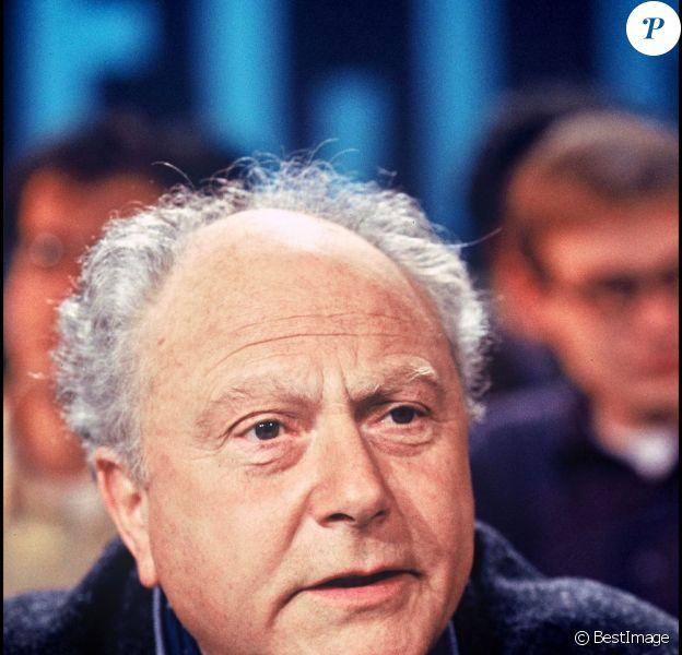Michel Polac en 1994