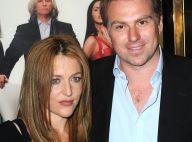 Gillian Anderson se sépare de Mark Griffiths, père de ses enfants Oscar et Felix