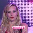 Audrey dans la quotidienne de Secret Story 6 le jeudi 9 août 2012 sur TF1