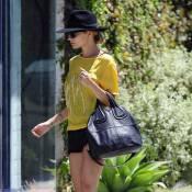 Nicole Richie, casual-chic, sort les gambettes pour un look au top