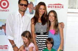 David Charvet, Brooke Burke et leurs enfants : Généreux, ils donnent l'exemple