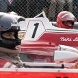 Image du film Rush de Ron Howard avec Chris Hemsworth et Niki Lauda