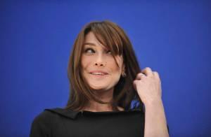Carla Bruni met en colère les journalistes !