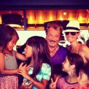 Laeticia Hallyday : Ses vacances, ses copines, sa séance périlleuse de Jet-Lev !