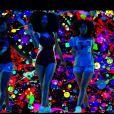 Brandy en couleurs dans le clip de  Put it Down