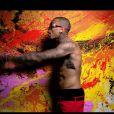 Chris Brown dans le clip de  Put it Down
