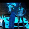 Brandy et Chris Brown dans le clip de  Put it Down