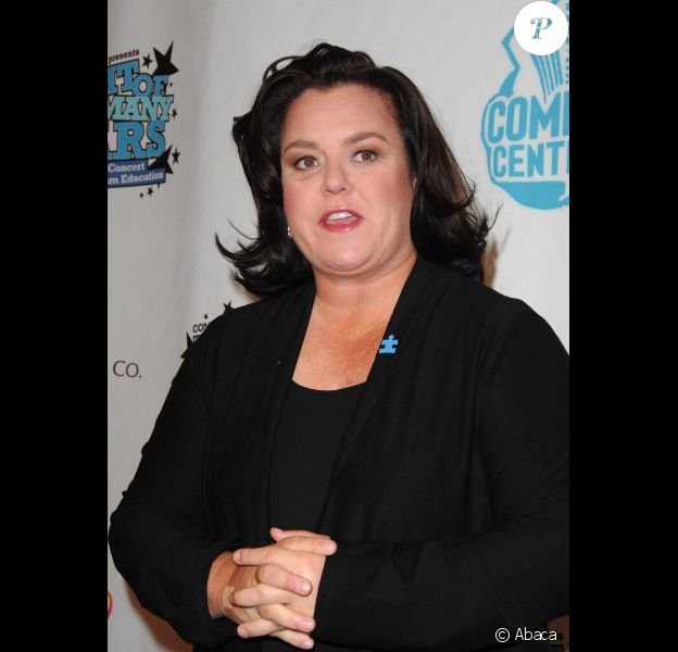 Rosie O'Donnell en juin 2012 à New York