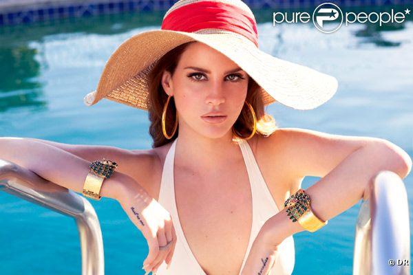 Lana Del Rey, nouvelle égérie très hollywodienne de Jaguar