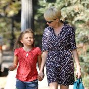 Michelle Williams : Tendre complice de sa fille Matilda, un ange craquant