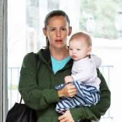 Jennifer Garner : Au naturel avec Samuel, son petit dernier de six mois