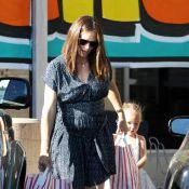 Jennifer Garner : Après-midi ensoleillé au marché avec l'adorable Seraphina