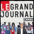 Michel Denisot au  Grand Journal  en septembre 2010