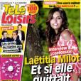 """""""Télé Loisirs en kiosques le 27 août 2012"""""""