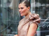 Princesse Victoria : Très apprêtée pour inaugurer la Fashion Week de Stockholm