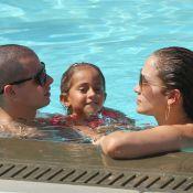 Jennifer Lopez : Superbe en bikini avec ses adorables enfants et son chéri