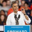 Barack Obama le 29 août 2012