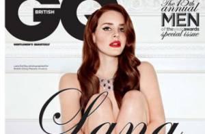 Lana Del Rey : Sublimement nue en couverture pour les hommes !